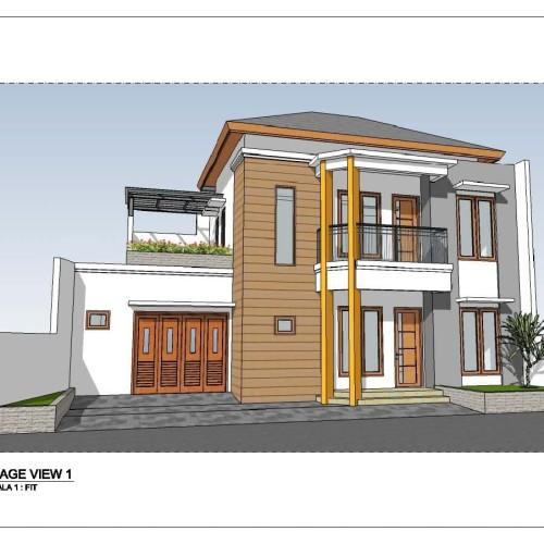 Foto Produk Jasa RAB (Rencana Anggaran Biaya) Rumah Tinggal dari T & t desain Online