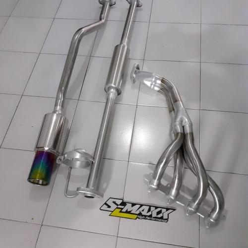 Jual Knalpot Racing Suzuki Escudo Vitara Sidekick Kab Purbalingga Smaxx Exhaust System Tokopedia