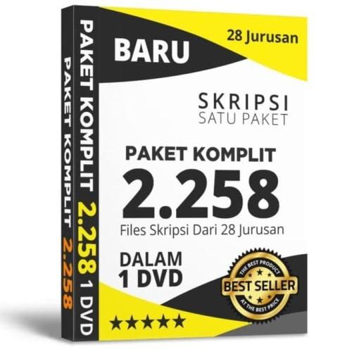 Jual Judul Skripsi Farmasi Klinik Terjamin Jakarta Barat Hendro76 Tokopedia
