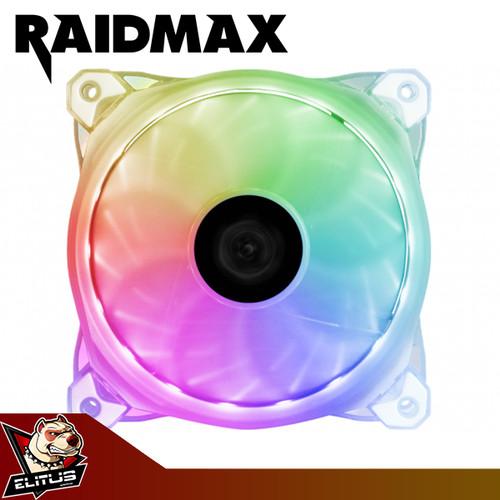 Foto Produk Kipas Casing Raidmax RGB Fan NV-R120TP 120mm Fan Case dari ELITUS GAMING