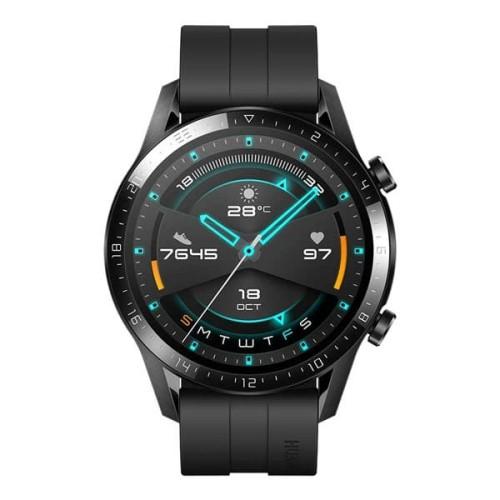 Foto Produk Huawei Watch GT2 Male Sport Latona B19S Black - Garansi Resmi dari Huawei Official Store