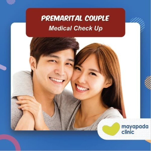 Foto Produk Medical Check Up Pre Marital Couple dari Mayapada Clinic