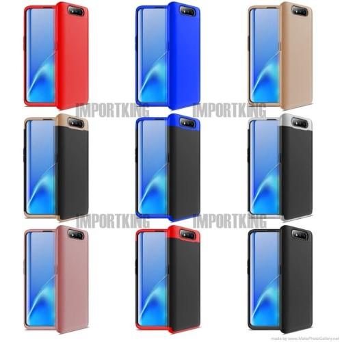 Foto Produk Samsung A80 360 protection slim matte case - all color dari importking
