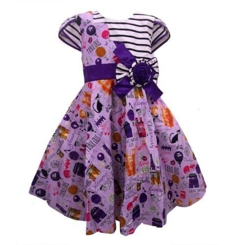 Foto Produk Dress Fashion Untuk Anak Perempuan Custom dari Toko Cahaya22