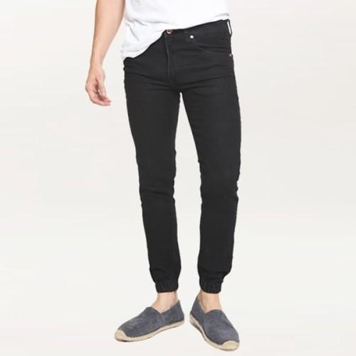 Foto Produk 2Nd RED Jogger Jeans Pria Bahan Elastis Hitam 112603 - Hitam, 29 dari 2nd RED Jeans