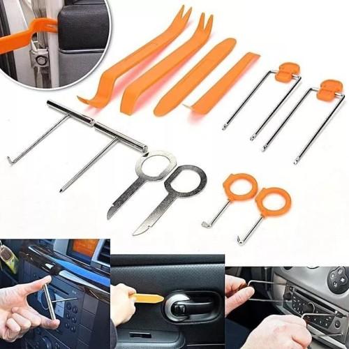 Foto Produk Alat Buka Pengungkit Mobil Pry Tool Set For Car Door Clip Panel Trim dari HOB Store