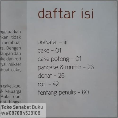 Jual Resep Kue Buku Resep Kue Roti Enak No Mixer Cake Kue Roti Tanpa Jakarta Barat Ulya Sshp Tokopedia