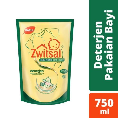 Foto Produk Zwitsal Baby Fabric Detergent 750Ml dari Unilever Official Store