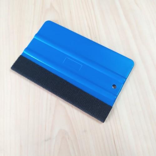 Foto Produk Scraper Rakel Kape Bulu Anti Gores Alat Pasang Sticker Kaca Film dari Toko Income
