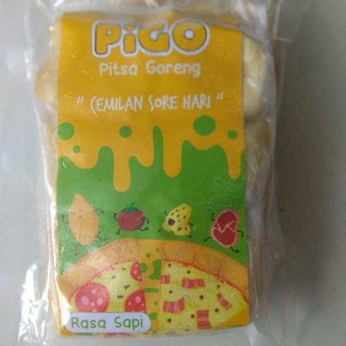 Foto Produk PIGO Pitsa Goreng Pizza Goreng - Sapi dari RN FROZEN FOOD