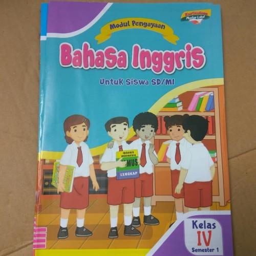 Jual Kumpulan Soal Sd Lks Bahasa Inggris Sd Kelas 4 Semester 1 Jakarta Selatan Calista Hastuti Tokopedia
