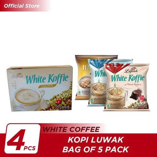 Foto Produk Kopi Luwak Bag of 5 Pack dari Kopi Luwak Official