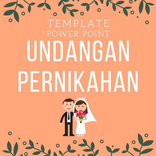 Jual Undangan Digital Video Template Tinggal Edit Nama Foto Power Point Kota Surakarta Centergame Tokopedia