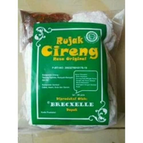 Foto Produk Cireng Brexcelle Bumbu Rujak isi 20 pcs dari RN FROZEN FOOD