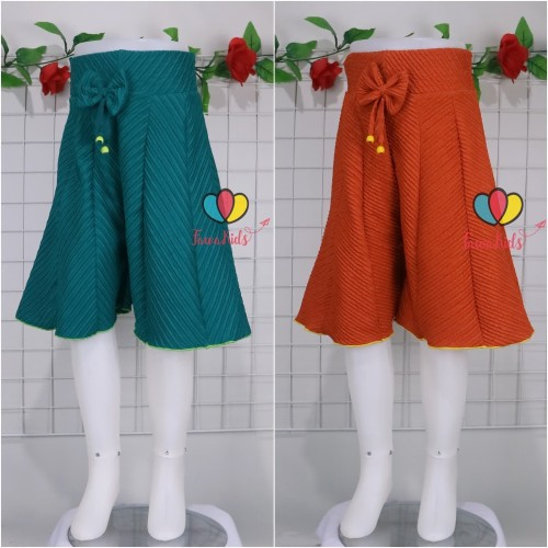 Foto Produk Rok Celana Polos Uk 8-10 Tahun / Bawahan Anak Perempuan Model Rok - 8-10 tahun dari Kios Balita Fawa
