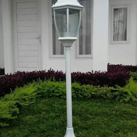 Jual Jasa Pemasangan Perbaikan Lampu Taman Kota Tangerang Selatan Adzrieltechnicalelectric Tokopedia