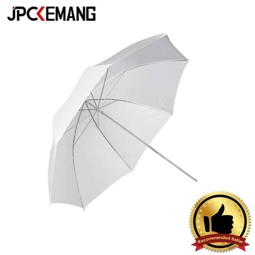 Foto Produk Tronic Umbrella Transparent Payung Studio Lighting 33inch dari JPCKemang