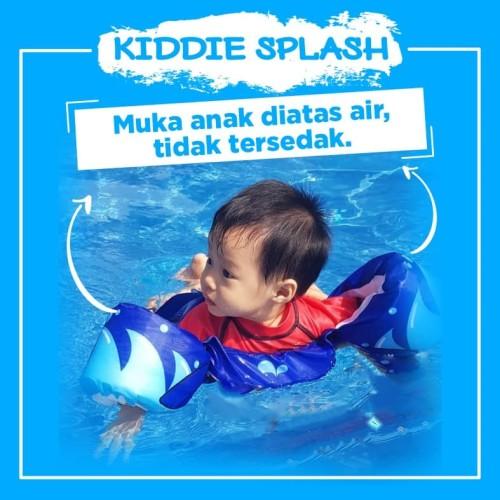 Foto Produk Baju Jaket Rompi Ban Pelampung Renang Anak Puddle Jumper Kiddie Splash dari KIDDIE SPLASH OFFICIAL