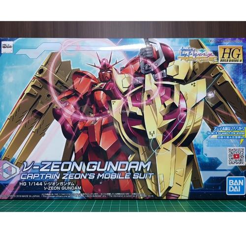 Foto Produk HGBD 144 HGBD:R Nu-Zeon Gundam dari HSN OL Shop