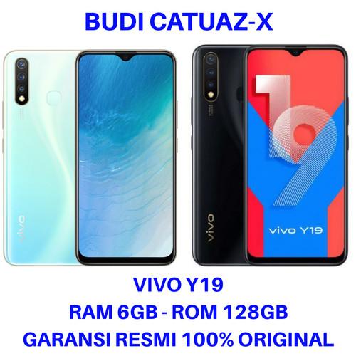 Foto Produk VIVO Y19 RAM 6GB - 128 GARANSI RESMI dari BUDI CATUAZ-X
