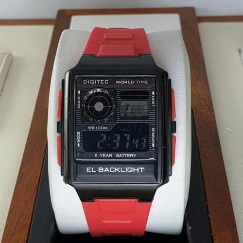 Foto Produk Jam Tangan Pria Digitec Dg-3077 dari As Timewatch