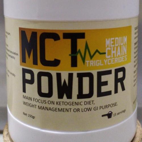 Foto Produk VR mct powder ketofriendly 150 gr (promotion price) dari VRC Shoppe