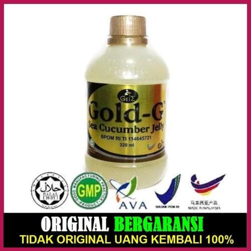 Foto Produk Jelly Gamat Emas Gold G Original 100% - Bergaransi dari Kios Herbal Zone