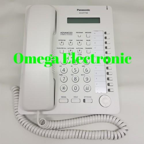 Foto Produk Telephone Key Panasonic KX-T7730 Telepon Proprietary 7730 dari Omega Electronic