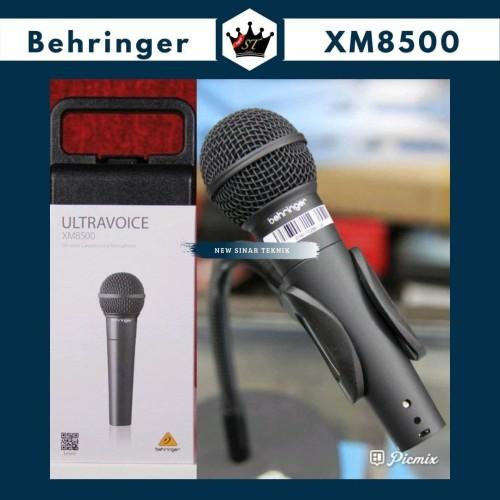 Foto Produk Mic / Vocal Microphone Kabel BEHRINGER ULTRAVOICE XM8500 dari New Sinar Teknik Bekasi