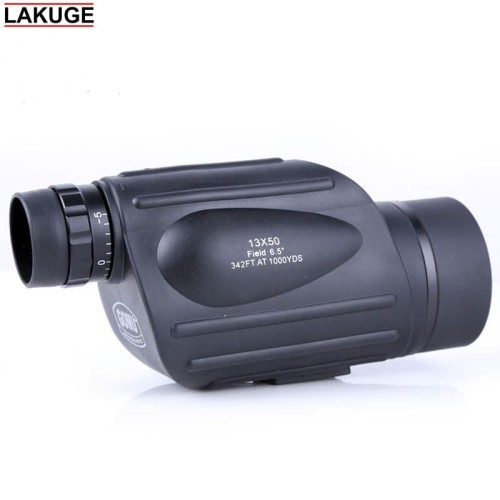 Foto Produk Teropong Gomu Monocular Outdoor Magnification HD Zoom 13x50 dari Lakuge