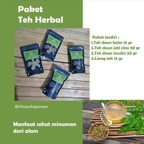 Foto Produk Paket Teh Herbal dari Filosofi Djamoe