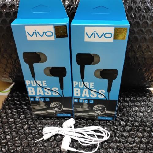Foto Produk Handsfree Handset Vivo VI-03 Earphone Handset Handsfree Vivo VI-03 dari vivan cell