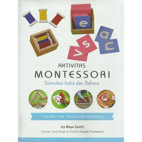 Foto Produk Aktivitas Montessori Stimulasi Indra Dan Bahasa dari Toko Kutu Buku