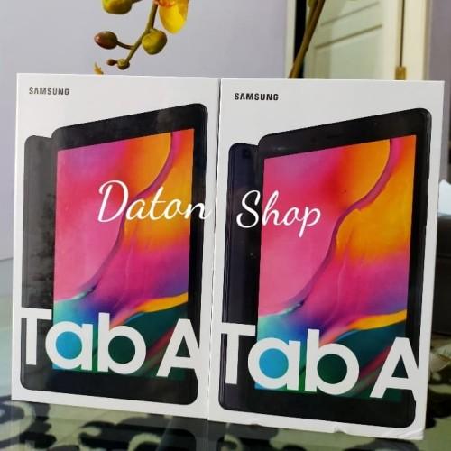 Foto Produk SAMSUNG GALAXY TAB A8.0 2019 T295 GARANSI RESMI - Hitam dari Daton shop