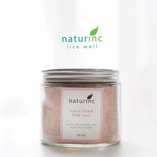 Foto Produk Himalayan Pink Salt, Garam Himalaya Pink, Natural Salt - S dari Naturinc