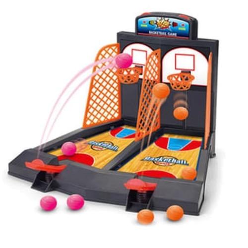 Foto Produk MAINAN ANAK BASKET BALL SHOOT BALL BOARD GAMES ARCADE DOUBLE PLAYER dari mainan.anakkecil