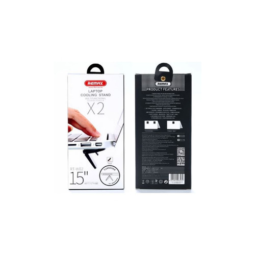 Foto Produk REMAX Laptop Cooling stand X2 - RT-W02 dari Great West