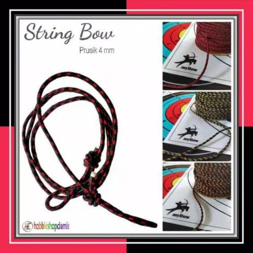 Foto Produk Tali Busur Panah - String Bow dari hobbieshopciamis