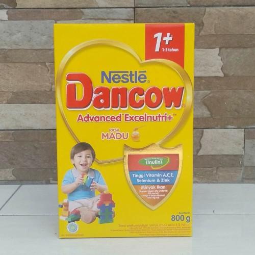 Foto Produk dancow 1+ vanila 800 gram dari bajuibuhamilmenyusui