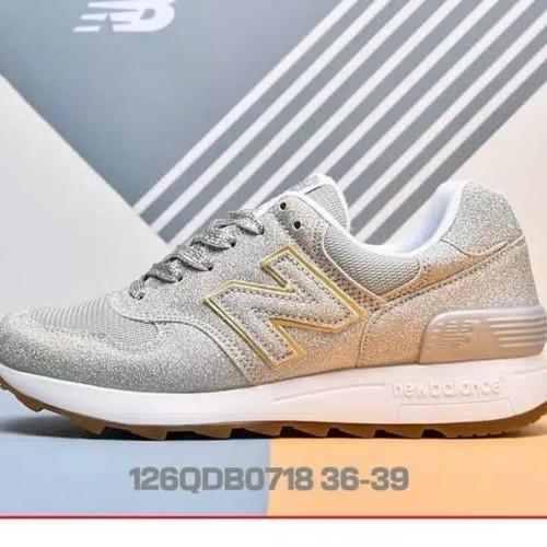 Jual ORIGINAL sepatu NEW BALANCE NB1400 M1400 Women grey BNIB - Abu-abu - Kota Bekasi - Pasti Happy   Tokopedia