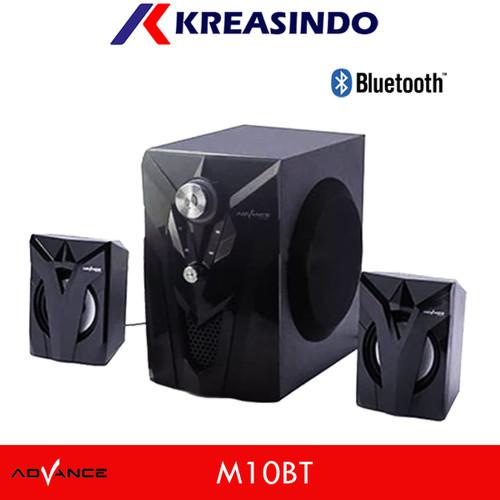 Foto Produk Advance M10BT / M10 BT Speaker Aktif Bluetooth dari Kreasindo Online