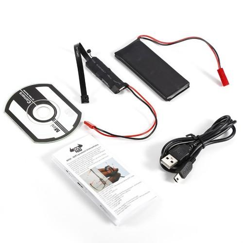 Foto Produk Modul Kamera Pengintai Tersembunyi Ip Wireless Wifi Diy Dgn Sensor Ger dari AL3XA AMAZON