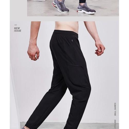 Jual Produk Import Pantalones Para Correr Para Hombre Pantalones Tebet Tuti95 Tokopedia