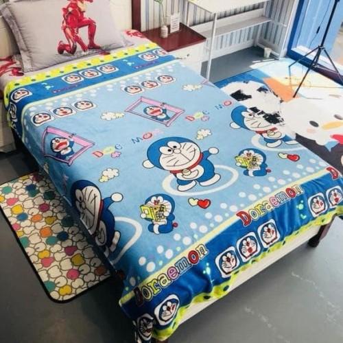 Jual Terkeren Dan Mewah Selimut Anak Bulu Halus Doraemon Termurah 140 X190 Jakarta Barat Nabillawarhamni Tokopedia