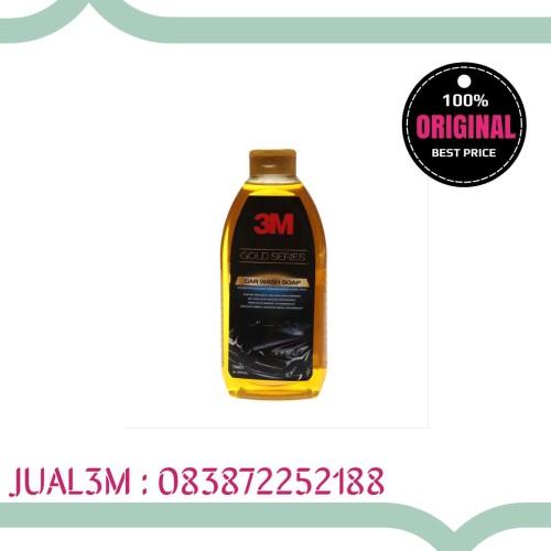 Jual Grosir 3m Car Wash Gold Series Shampo Mobil 3m Original Jakarta Barat Jual 3m Tokopedia