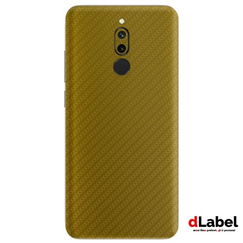Foto Produk Xiaomi Redmi 8 Carbon Fiber Skin powered by 3M - dLabel Garskin dari DLabel Online