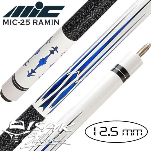 Foto Produk MIC-25 Pool Cue - Ramin Wood Billiard Cue Stick Stik Biliar Bilyard dari ISAK Billiard Sport Co.