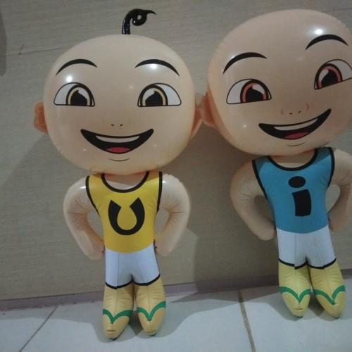 Foto Produk Balon Upin Ipin mainan balon upin dan ipin sepasang mainan balon tiup dari Toko Farhan M11