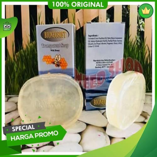 Jual New Arrival Sabun Madu Biosoft Bioneosoft Transparent Soap Jakarta Barat Hajurame Tokopedia