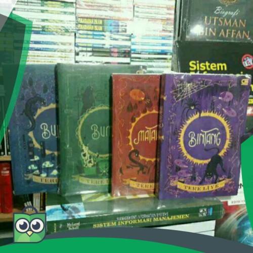 Foto Produk Paket 4 Novel Tere Liye Bumi Bintang Bulan Matahari dari Fitri Shop.ID